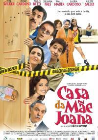 A Casa da Mãe Joana (2008) plakat