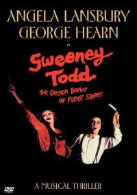 Sweeney Todd (1982) plakat