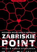 plakat - Zabriskie Point (1970)