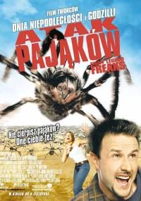 Atak pająków (2002) plakat