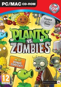 Plants vs. Zombies (2009) plakat