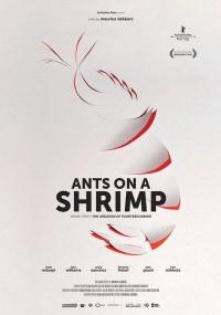 Mrówki w krewetkach (2015) plakat
