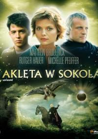 Zaklęta w sokoła (1985) plakat