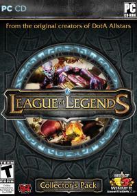 League of Legends (2009) plakat