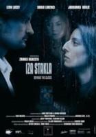 plakat - Za szkłem (2008)