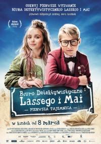 Biuro Detektywistyczne Lassego i Mai. Pierwsza tajemnica (2018) plakat