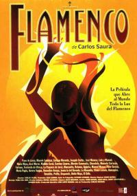 Flamenco (1995) plakat
