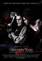plakat - Sweeney Todd: Demoniczny golibroda z Fleet Street (2007)