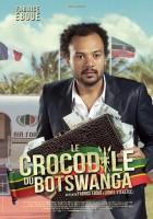 plakat - Le Crocodile du Botswanga (2014)