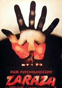 Zaraza (1971) plakat