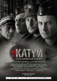Katyń (2007) plakat