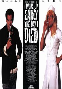 W dniu mojej śmierci ocknąłem się wcześnie (1998) plakat