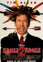 plakat - Z dżungli do dżungli (1997)