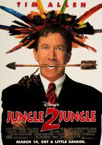 Z dżungli do dżungli (1997) plakat