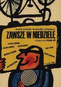 Zawsze w niedziele (1965) plakat