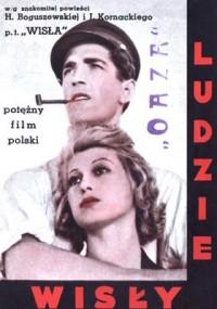 Ludzie Wisły (1938) plakat