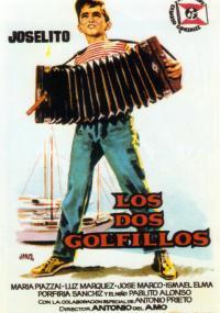 Los Dos golfillos (1961) plakat