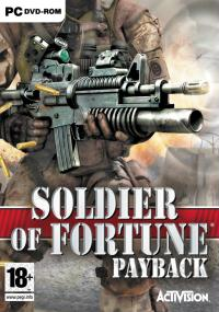 Soldier of Fortune: Payback (2007) plakat