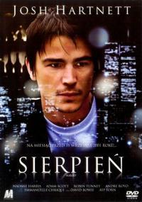 Sierpień (2008) plakat