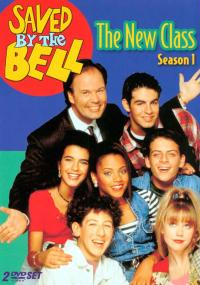 Saved By The Bell: The New Class (1993) plakat