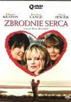 Zbrodnie serca (1986) plakat