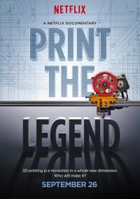 Print the Legend (2014) plakat