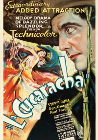 La Cucaracha (1934) plakat