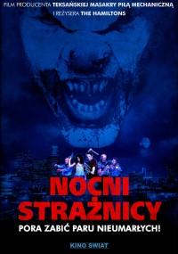 Nocni strażnicy (2017) plakat