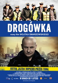 Drogówka (2013) plakat