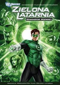 Zielona Latarnia. Szmaragdowi wojownicy (2011) plakat