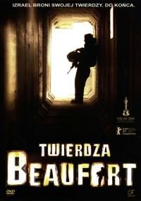 Twierdza Beaufort (2007) plakat