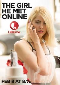 Dziewczyna z internetu (2014) plakat