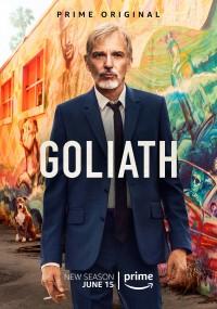Walka z Goliatem (2016) plakat