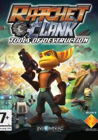Ratchet & Clank Future: Tools of Destruction (2007) plakat