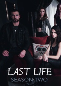 Last Life (2015) plakat