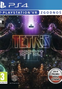 Tetris Effect (2018) plakat