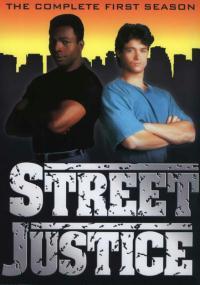 Street Justice (1991) plakat