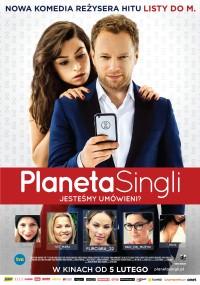 Planeta Singli (2016) plakat