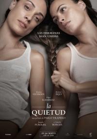 La quietud (2018) plakat