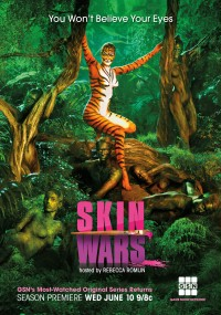 Skin Wars (2014) plakat