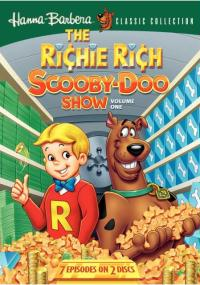 The Ri¢hie Ri¢h/Scooby-Doo Show (1980) plakat