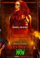 plakat - Ulica Strachu - część 2: 1978 (2021)