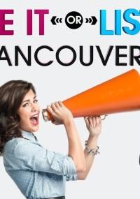 Pokochaj lub sprzedaj - Vancouver (2013) plakat