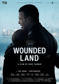 Wounded Land (2015) plakat