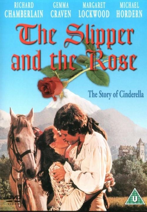 Pantofelek i róża