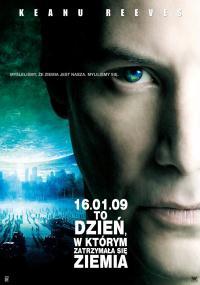 Dzień, w którym zatrzymała się Ziemia (2008) plakat
