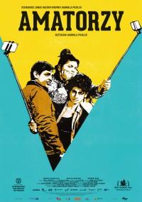 Amatorzy (2018) plakat