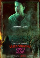 plakat - Ulica Strachu - część 3: 1666 (2021)