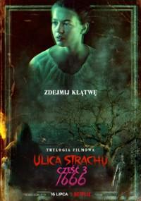 Ulica Strachu - część 3: 1666 (2021) plakat