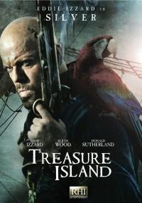 Wyspa skarbów (2012) plakat